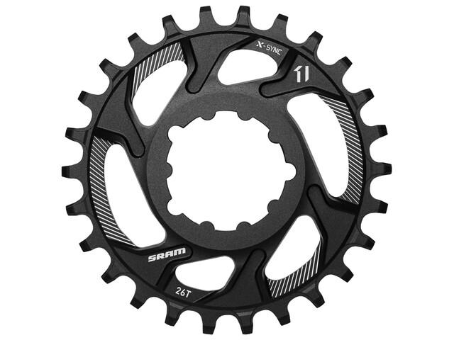 SRAM X-Sync Kettenblatt Direct Mount 11-fach 6° Offset schwarz